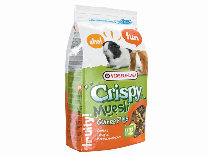 Crispy Muesli cavia's 2,75kg