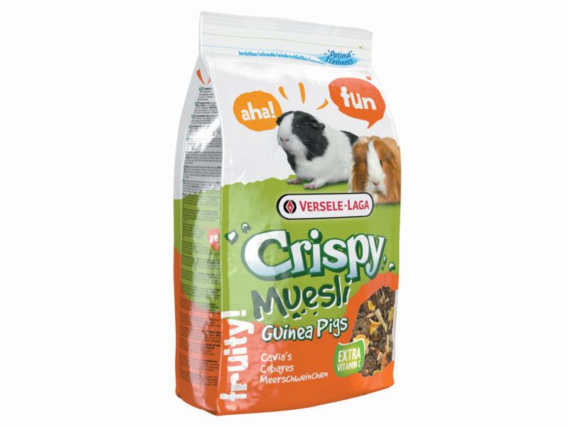 Crispy Muesli cobayes 1kg