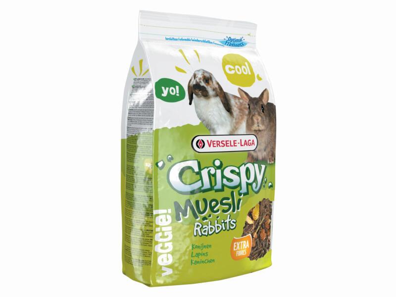 Crispy Muesli konijnen 2,75kg