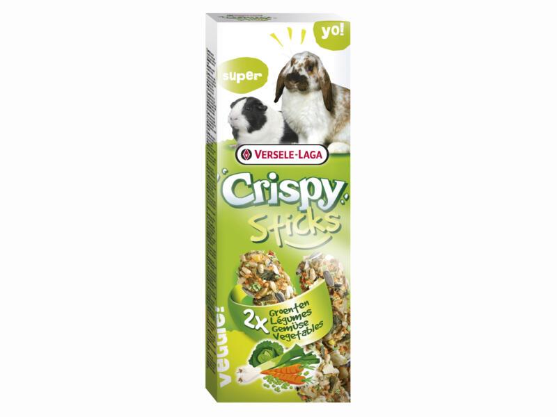 Crispy Sticks sticks à ronger  lapins & cobayes légumes 2 pièces