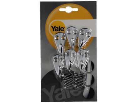 Yale Crochet pot aluminium 6 pièces