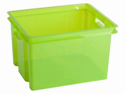Keter Crownest opbergbox 30l laser groen