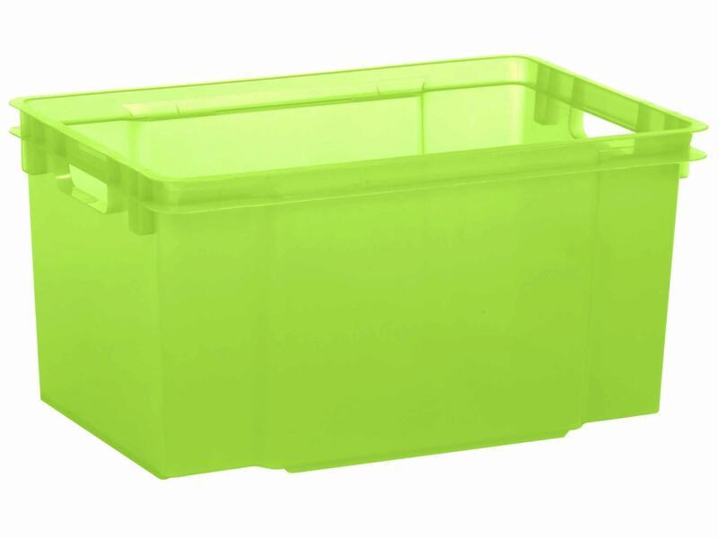Keter Crownest opbergbox 50l laser groen