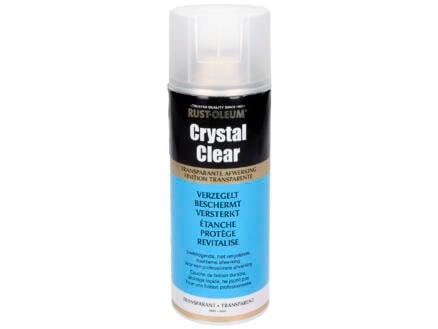 Crystal Clear lakspray mat 0,4l transparant