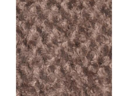 Flamingo Cuddly hondenkussen 100,5x63x2 cm taupe