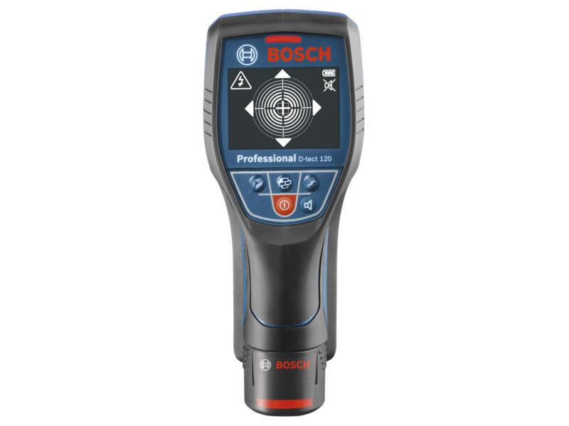 Bosch Professional D-Tect 120 détecteur multifonction