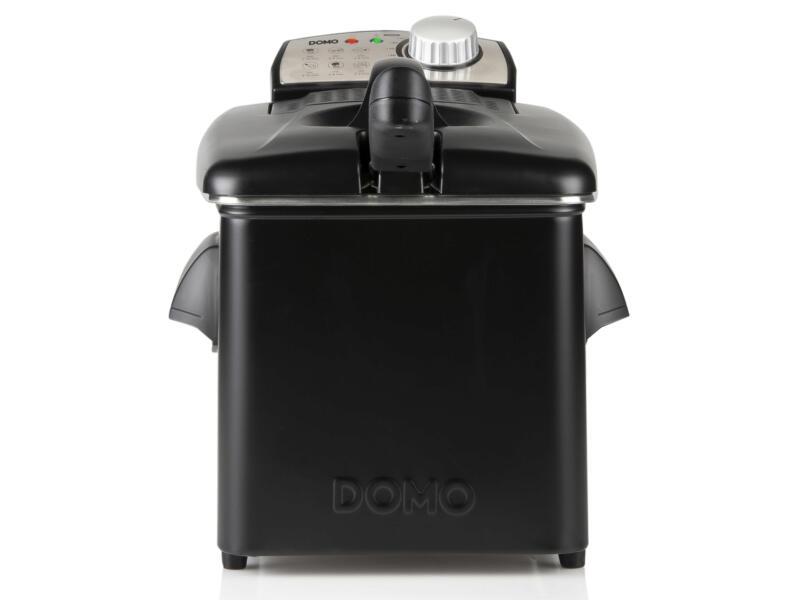 Domo DO1014FR-BF friteuse 4,5l inox noir