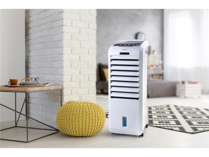 Domo DO153A air cooler 5l blanc