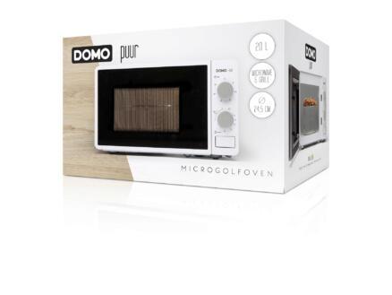 Domo DO2328G microgolfoven met grill 20l
