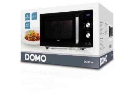 Domo DO2924 microgolfoven 23l zwart