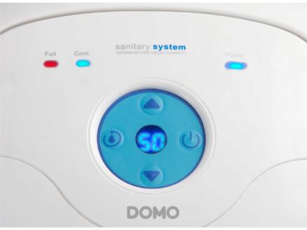 Domo DO342DH déshumidificateur 20l mobile