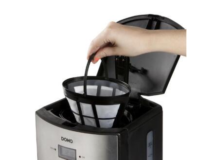Domo DO474K cafetière + carafe isolante 1,2l