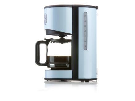 Domo DO478K cafetière avec minuteur 1,8l bleu pastel