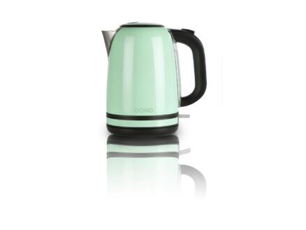 Domo DO489WK bouilloire 1,7l vert pastel