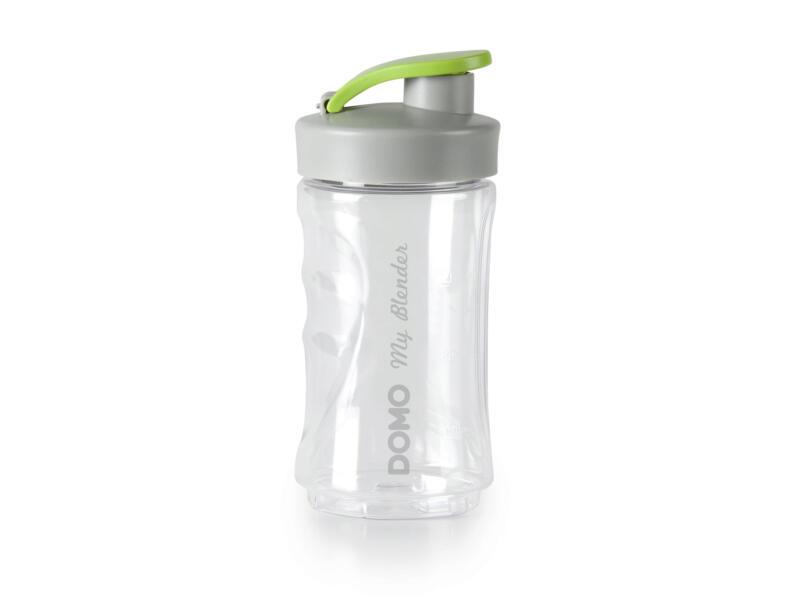 Domo DO492BL Family blender + 3 flessen