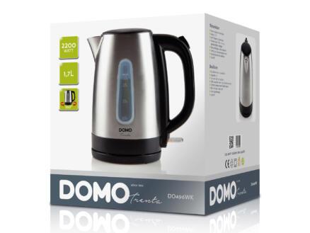 Domo DO496WK Trenta My Tea Deluxe waterkoker 1,7l inox