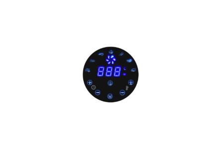 Domo DO509FR Digital Touch friteuse à air chaud 3,5l