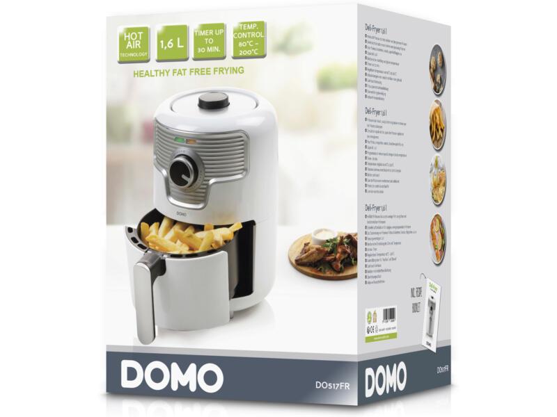 Domo DO517FR heteluchtfriteuse XS 1,6l