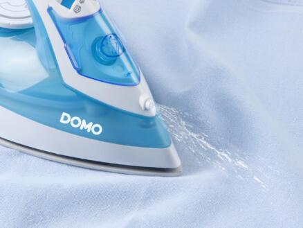 Domo DO7054S stoomstrijkijzer teflon blauw