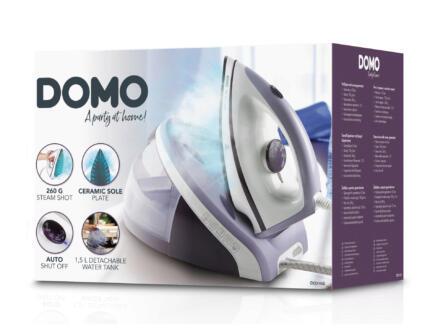 Domo DO7111S stoomgenerator met keramische zool 4,5 bar