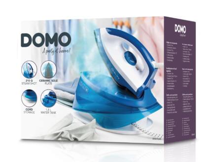 Domo DO7112S stoomgenerator met keramische zool 3 bar