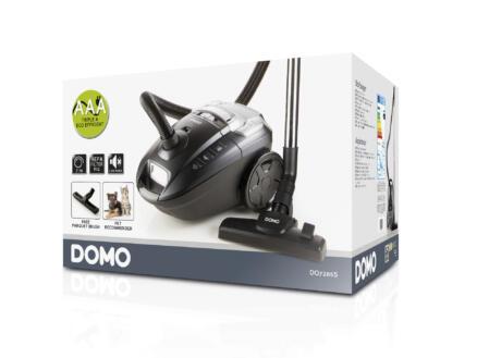 Domo DO7285S aspirateur avec sac 3l gris foncé