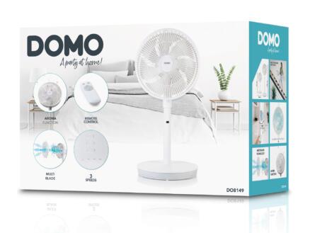 Domo DO8149 Multi Blade ventilateur sur pied 30cm