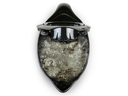 Domo DO9001WK waterkoker zwart 1l