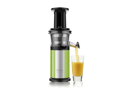 Domo DO9139J fruitpers Slow Juicer inox
