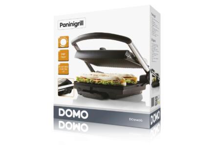 Domo DO9140G paninigrill met zwevend deksel 2000W