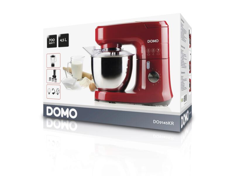 Domo DO9145KR robot de cuisine 700W 4,5l  rouge