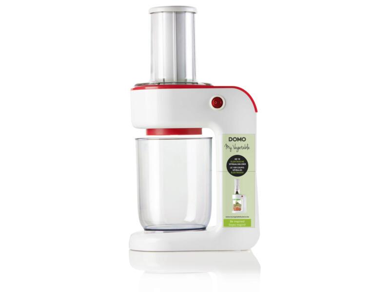 Domo DO9172SP My Vegetable elektrische spiraalsnijder 80W rood