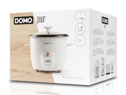 Domo DO9176RK Puur rijstkoker 1,3l