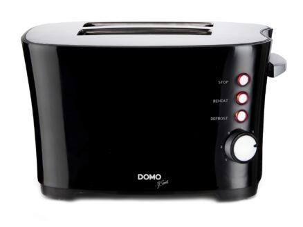 Domo DO941T B-Smart grille-pain noir
