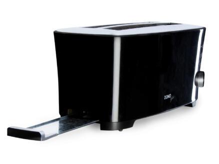 Domo DO961T B-Smart broodrooster 4 sneden zwart