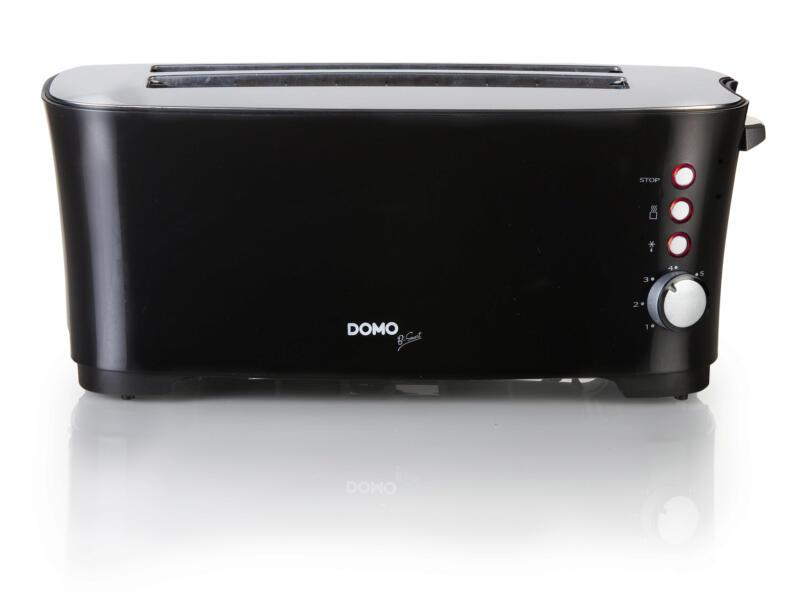 Domo DO961T B-Smart grille-pain 4 tranches noir