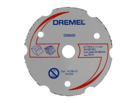 Dremel DSM500 disque à meuler multifonction