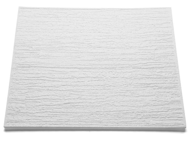 Dalle de plafond Bianco T80 6mm EPS