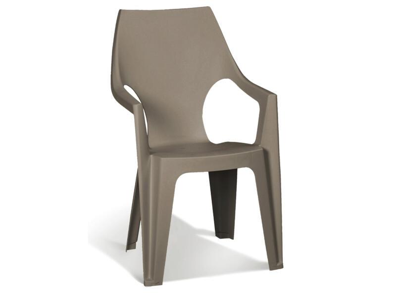 Allibert Dante chaise de jardin cappuccino