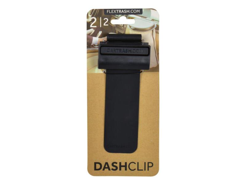 Flextrash Dashclip pour poubelle portable