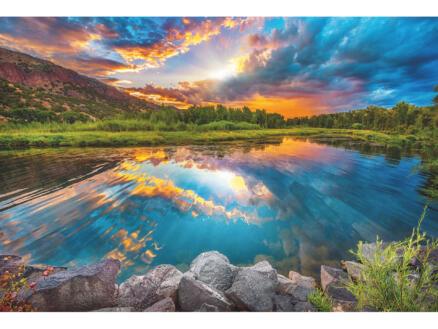 Daybreak intissé photo 4 bandes