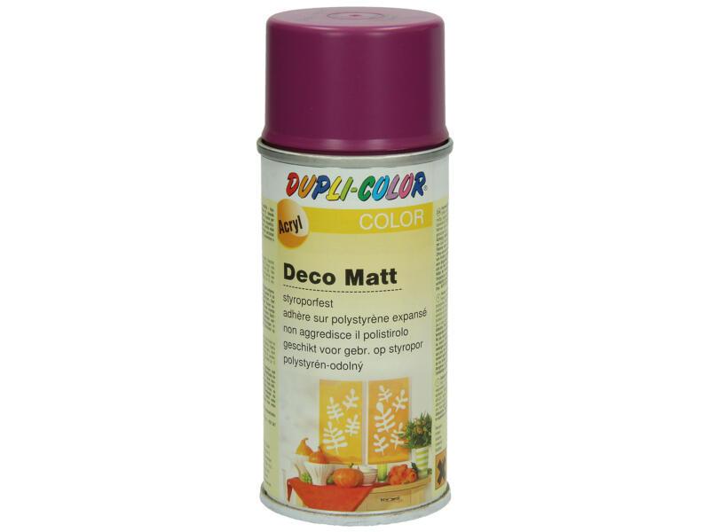 Dupli Color Deco acryl lakspray mat 0,15l verkeerspurper