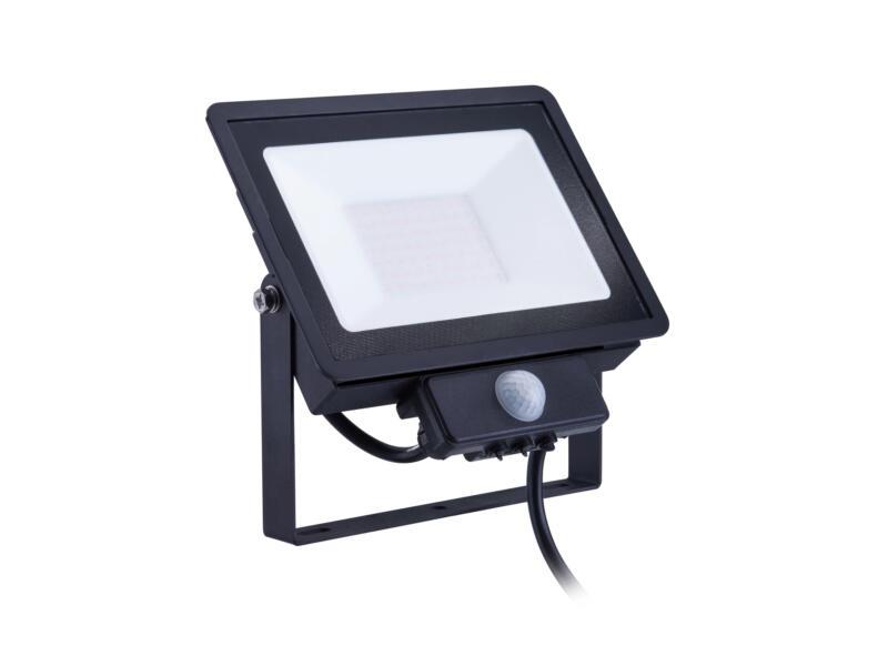 Philips Decoflood projecteur LED 50w noir