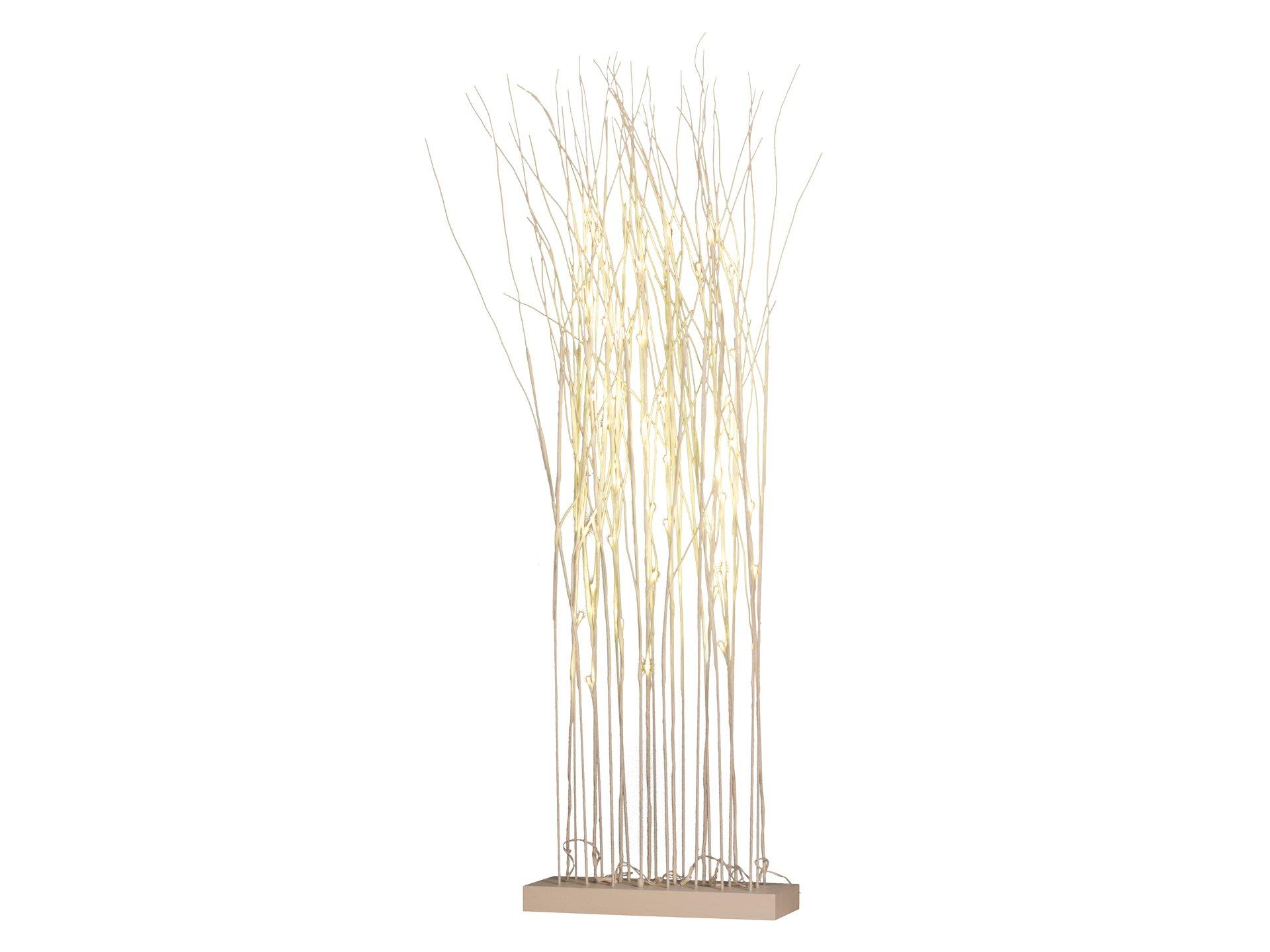 decoratieve lamp lichtgevende takken led 120cm wit hubo