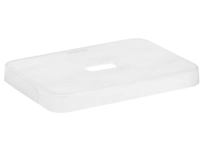 Sunware Deksel Sigma Home 13l transparant