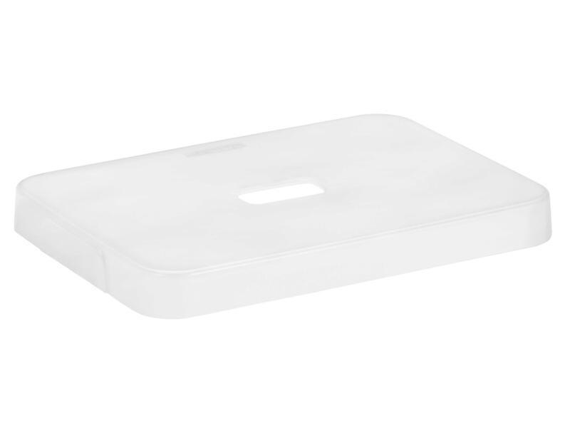 Sunware Deksel Sigma Home 5l transparant