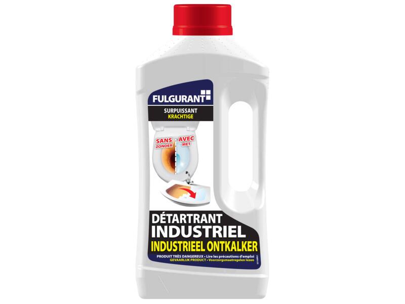 Détartrant industriel sanitaire 1l