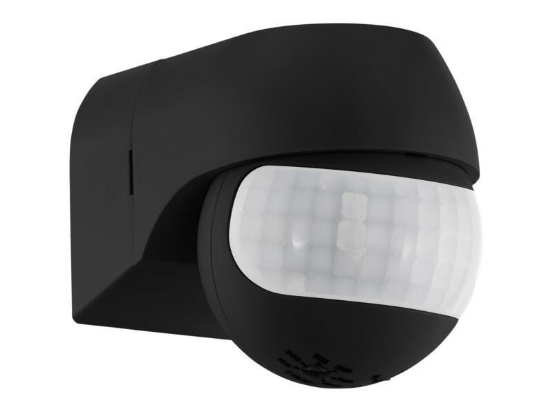 Eglo Detect Me détecteur de mouvement 180° noir
