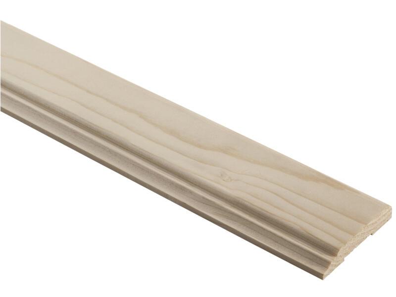 Deurlijst dennen 11x65 mm 2,1m