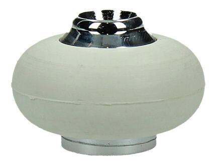 Mack Deurstop 30mm chroom